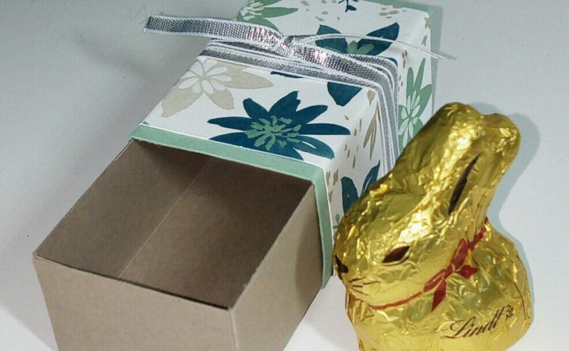 Bunny Matchbox