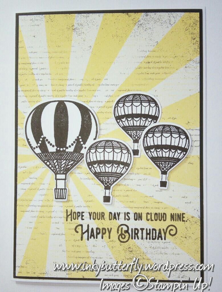 Sunburst Balloons