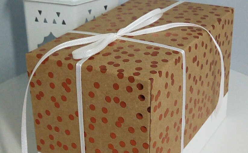 Foiled Gift Boxes