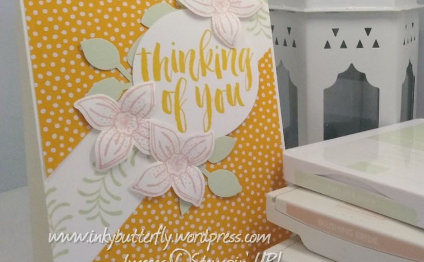 Thinking of You – Just Add Ink#418