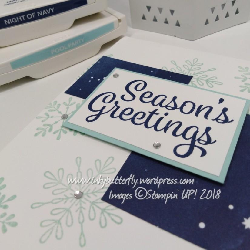Seasons Greetings #CTS285
