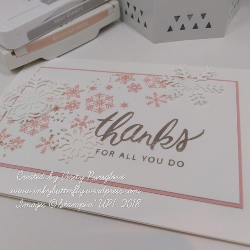 InspireINK Blog Hop – Winter ThankYou