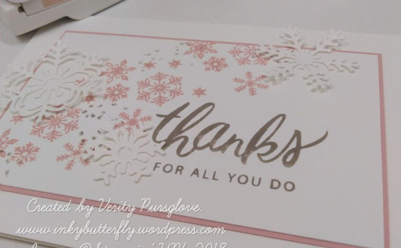 InspireINK Blog Hop – Winter Thank You