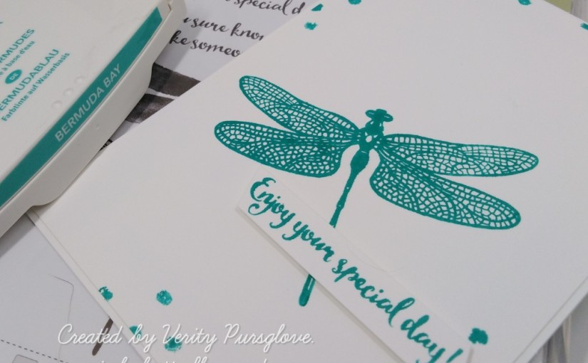 Simple Stamping with BermudaBay