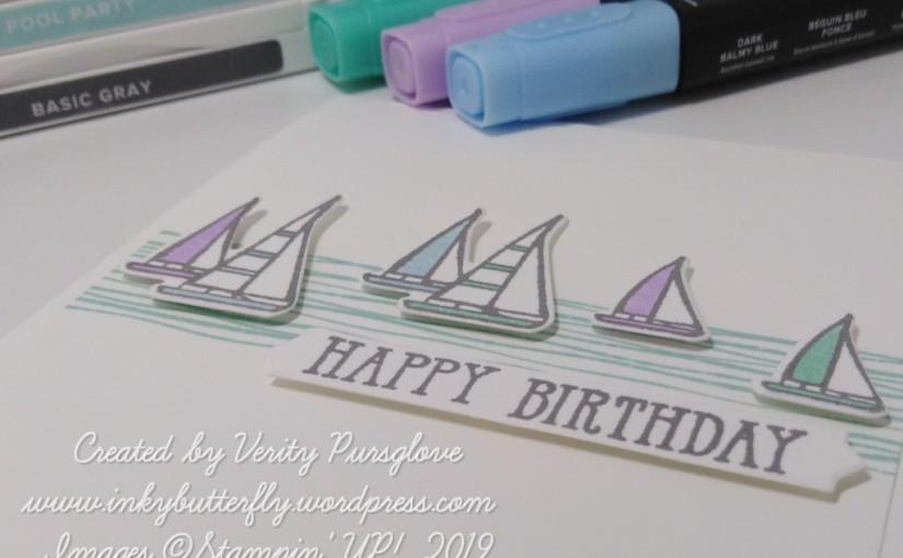 Birthday Sails