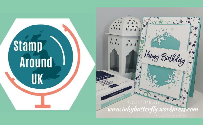 #StampAroundUK – WinterBirthday