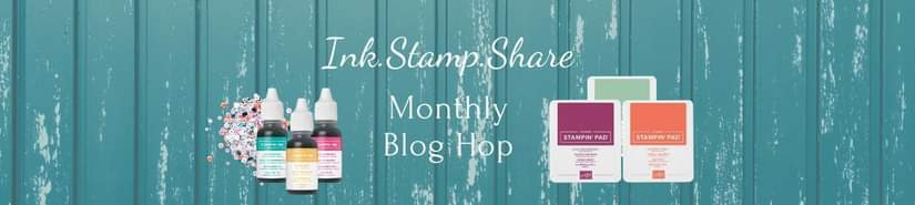 Ink Stamp Share Monthly Blog Hop – April Sketch Challenge