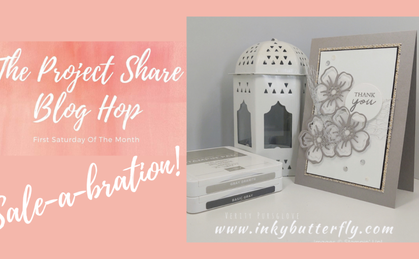 The Project Share Project Blog Hop –Sale-a-bration!