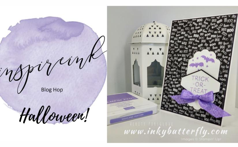 InspireINK Blog Hop –Halloween
