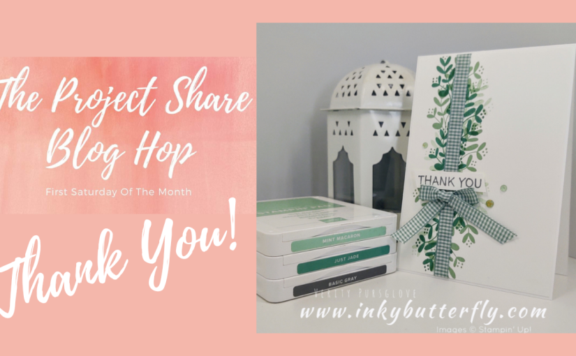 The Project Share Project Blog Hop – ThankYou!